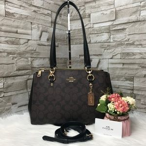 👜 COACH 🌺ETTA CARRYALL 12""